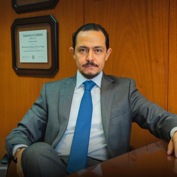 Bernardo Alonso de la Vega
